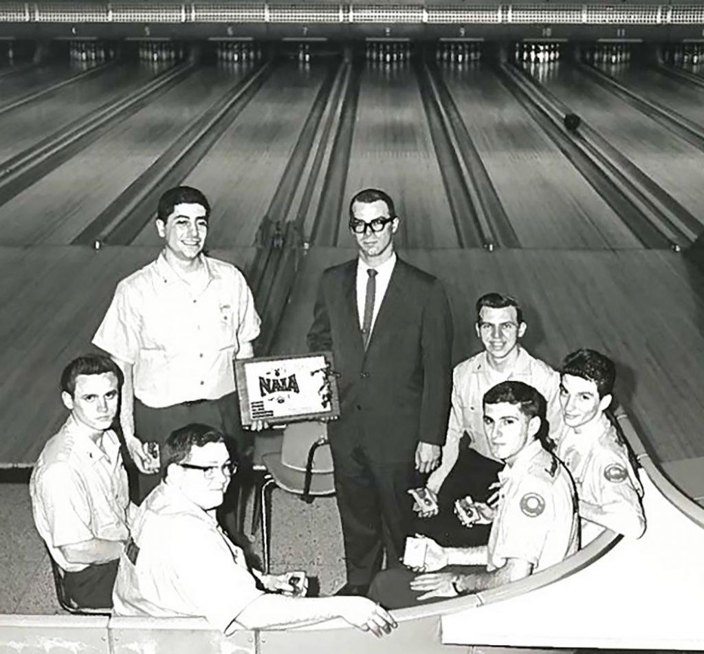 Gannon Spring Sports: 1962