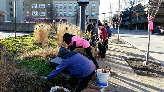 Annual Day of Caring to kick off spring season