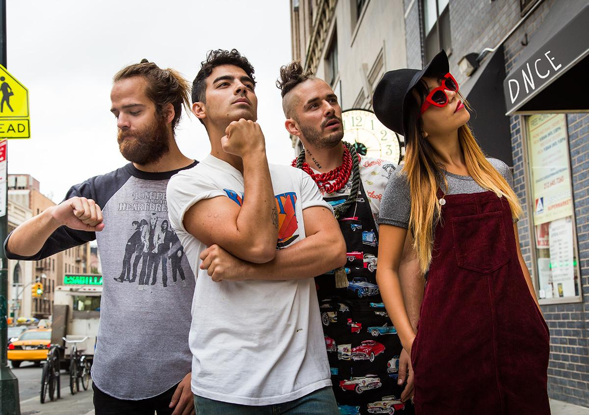 DNCE to perform at Gannon
