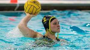 Women's water polo wins three of last five games