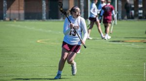 Lacrosse to play string of PSAC teams