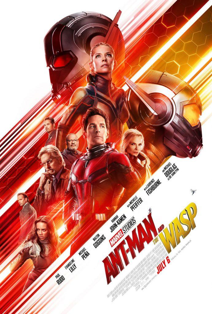 'Ant-Man and the Wasp' improves upon predecessor