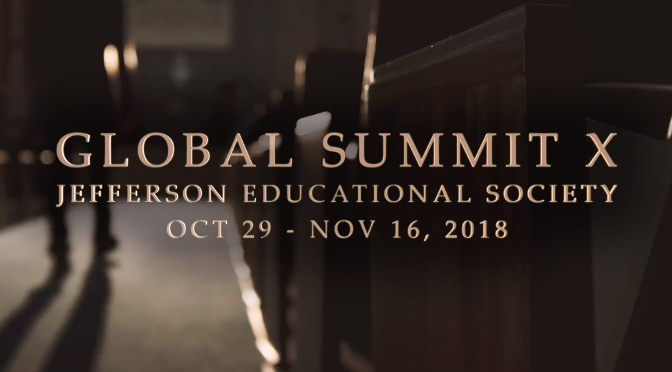 Jefferson Educational Society Global Summit X comes to Gannon