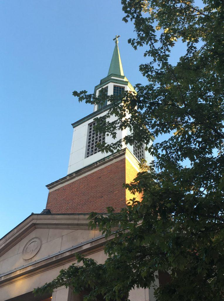 Campus+Ministry+brings+spirituality+to+Gannon