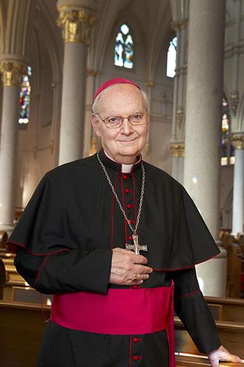 Gannon removes name of former bishop