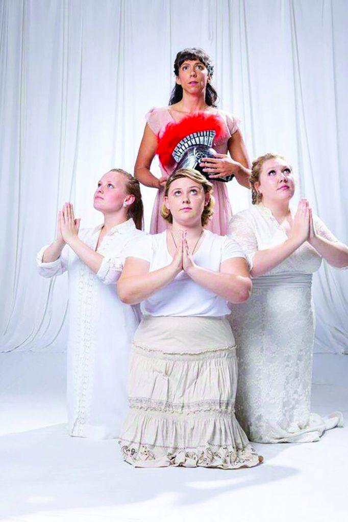 %E2%80%98Trojan+Women%E2%80%99+premieres+at+Schuster+Theatre