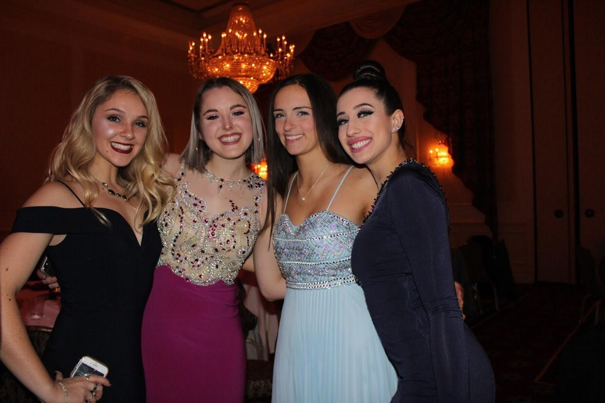 Gannon Fraternity and Sorority Life holds third annual Greek Ball