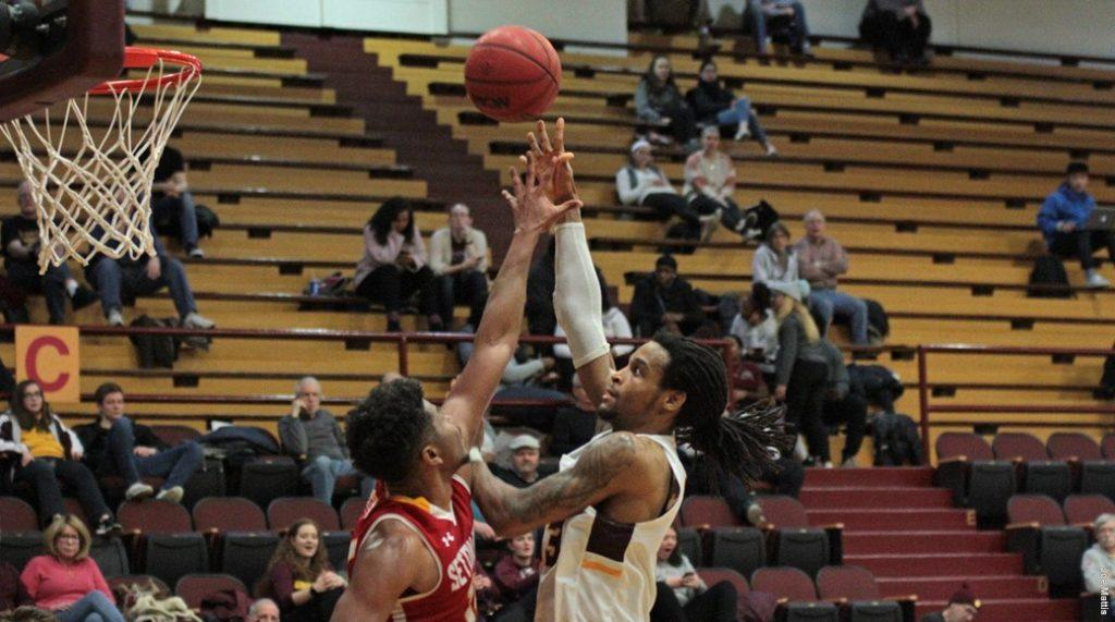 Men's basketball loses to Seton Hill, IUP