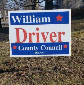 Gannon senior seeks County Council seat, promises new vision