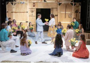 Latest Schuster Theatre production makes a big splash