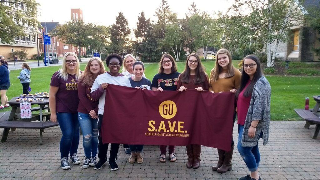 Club on campus strives to decrease the potential for violence