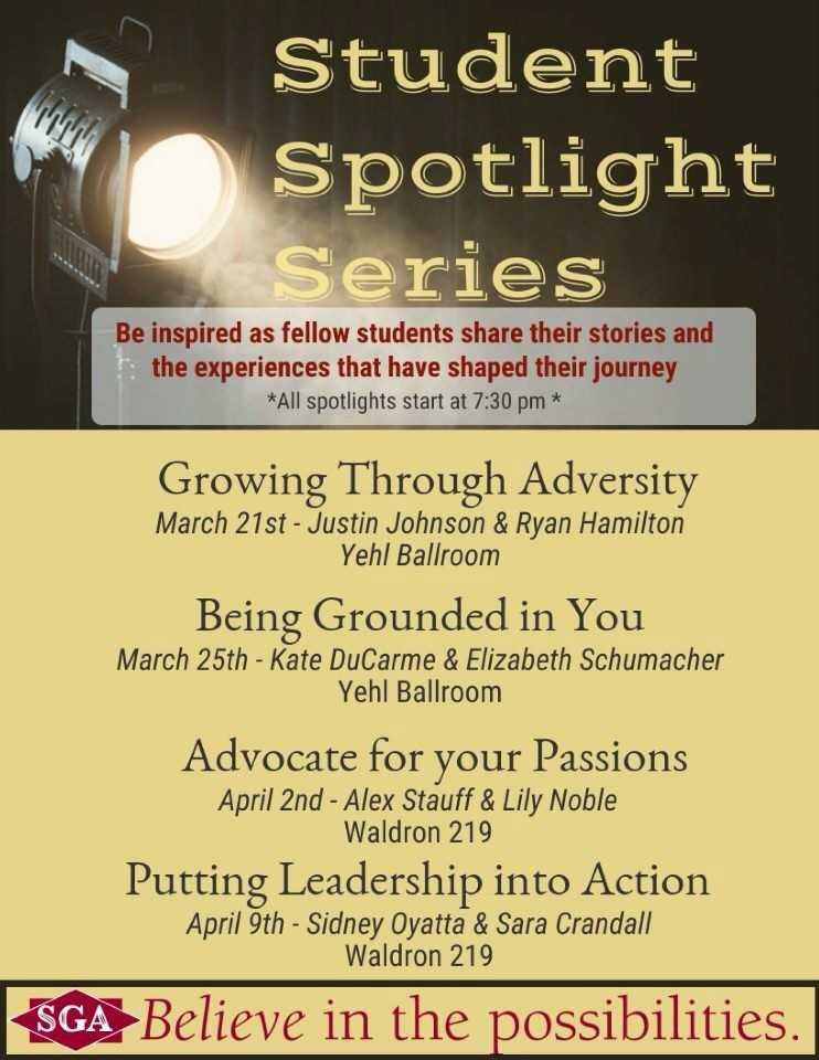 Student+Spotlight+Series+tells+stories+by+students%2C+for+students