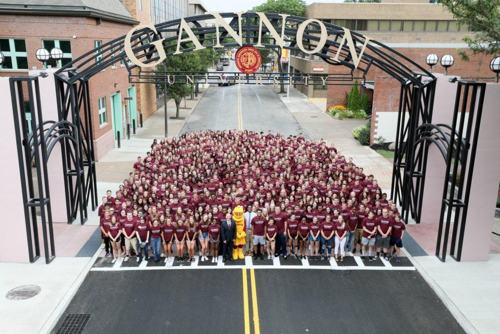 Gannon+enrollment+numbers+grow