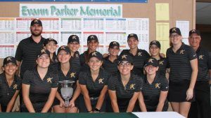 Women's golf wins weekend tournament