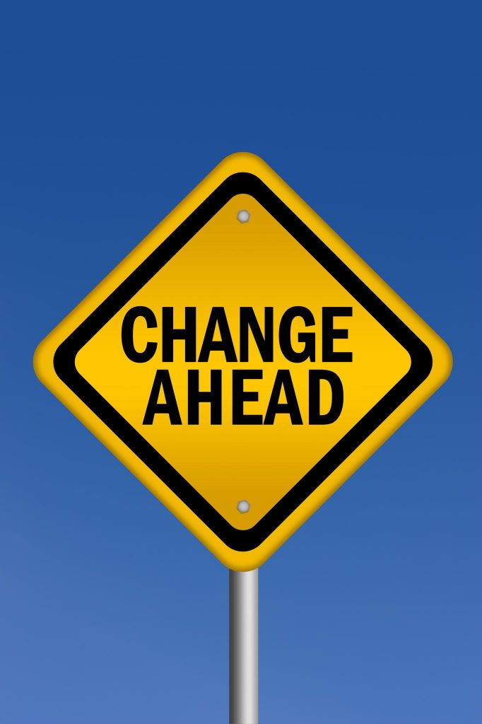 Change+ahead+sign