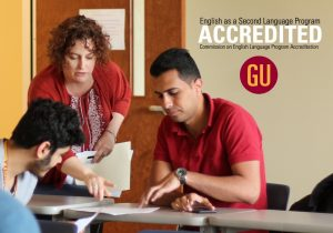 Gannon's ESL program receives accreditation