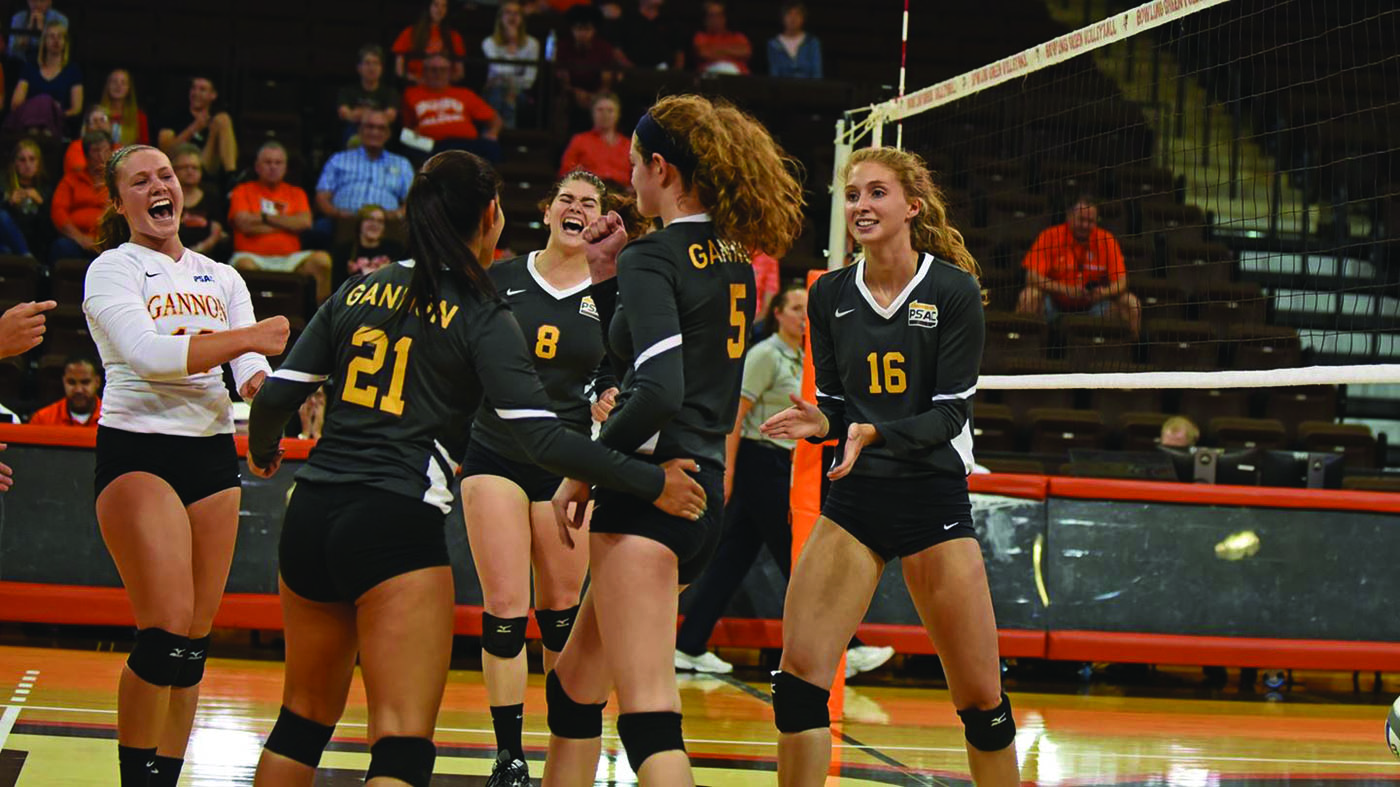 Volleyball opens season with exhibition loss