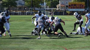 Gannon football continues losing streak
