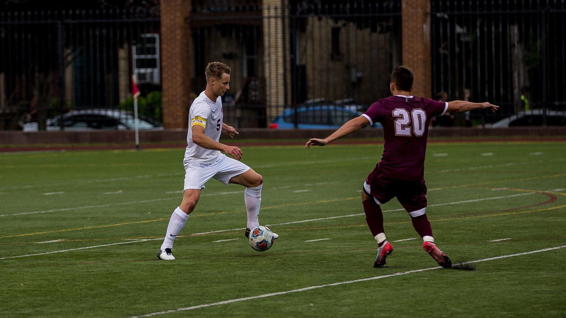 Gannon men's soccer continues win streak
