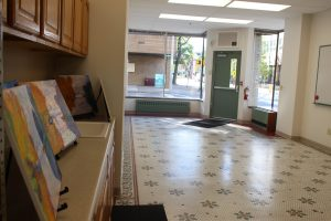 Campus art studio slated to open by end of the semester
