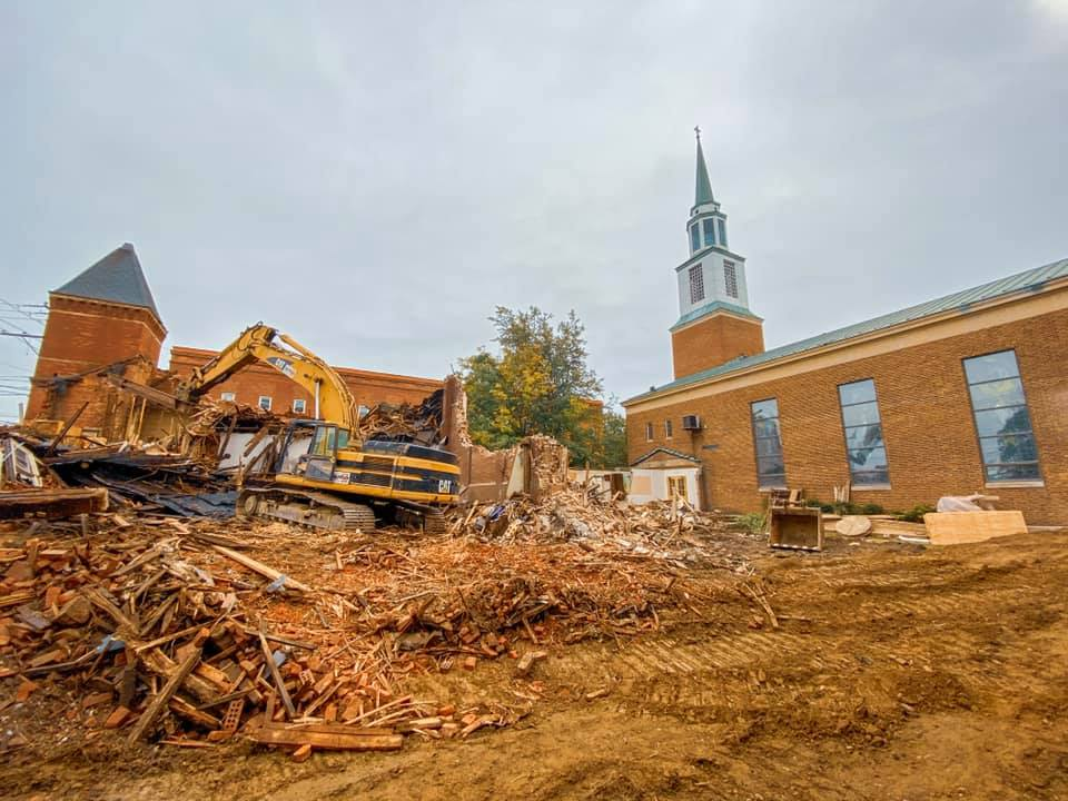 Gannon chapel undergoes changes