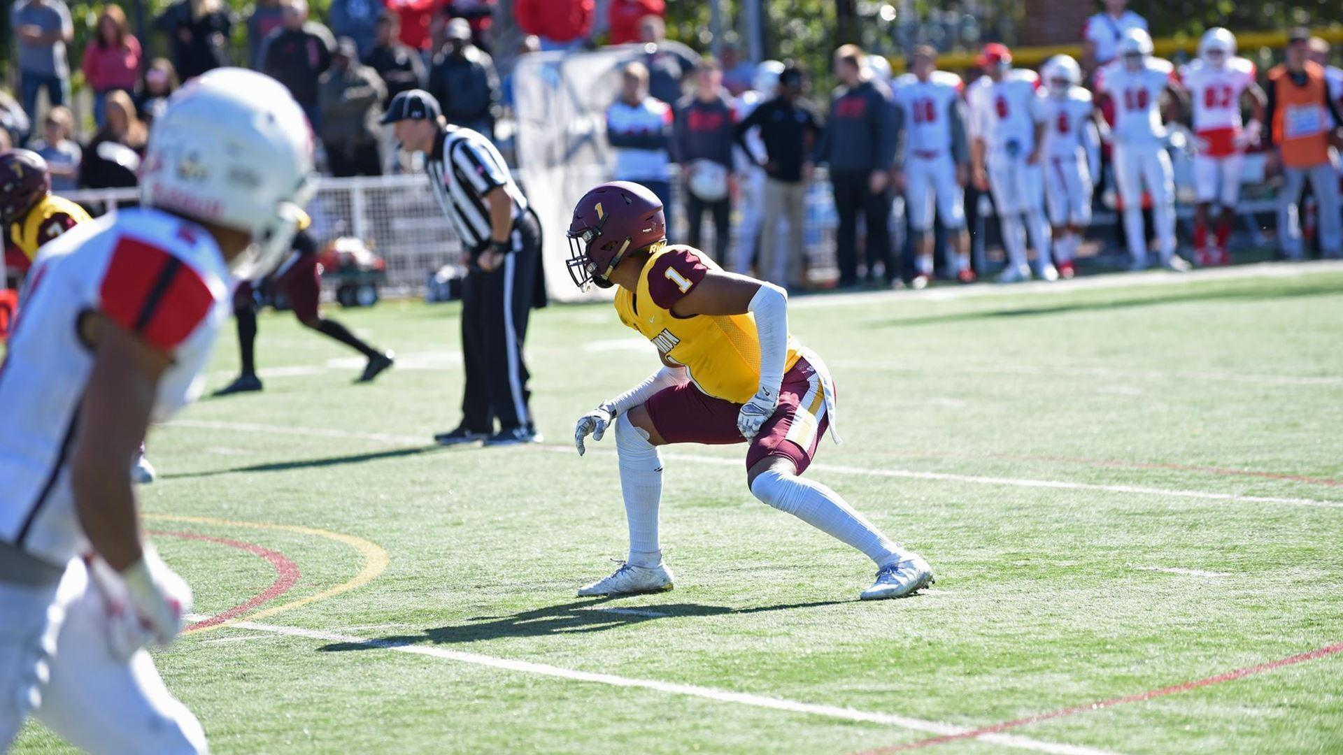 Gannon football loses in close match