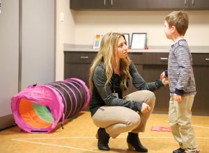 Little Knights OT clinic reopens for fall semester