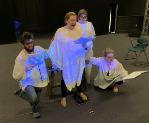 'Sisters Wyrd' to take the stage for audience feedback