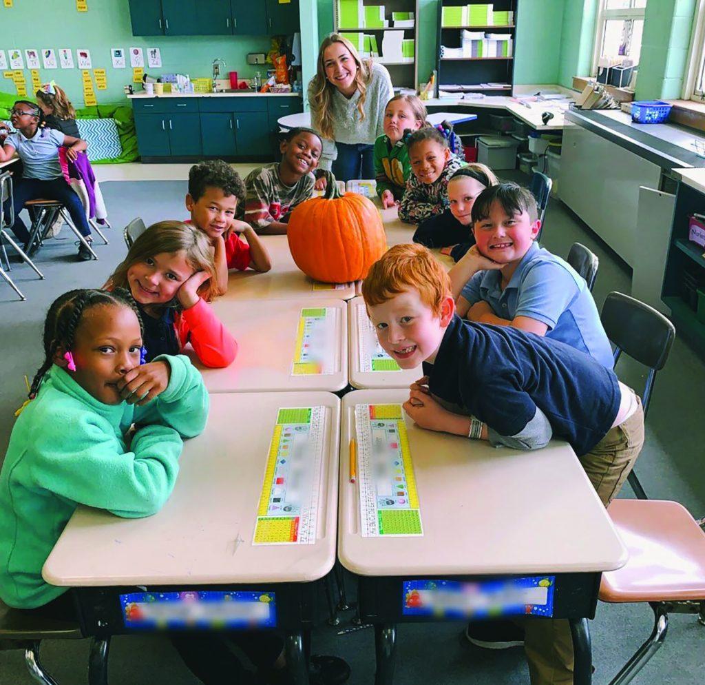 Teachers combat stress in the classroom