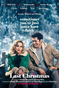 'Last Christmas' defies normal rom-com cliches, impresses