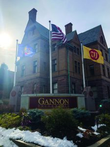 Gannon announces credit, work-study assistance