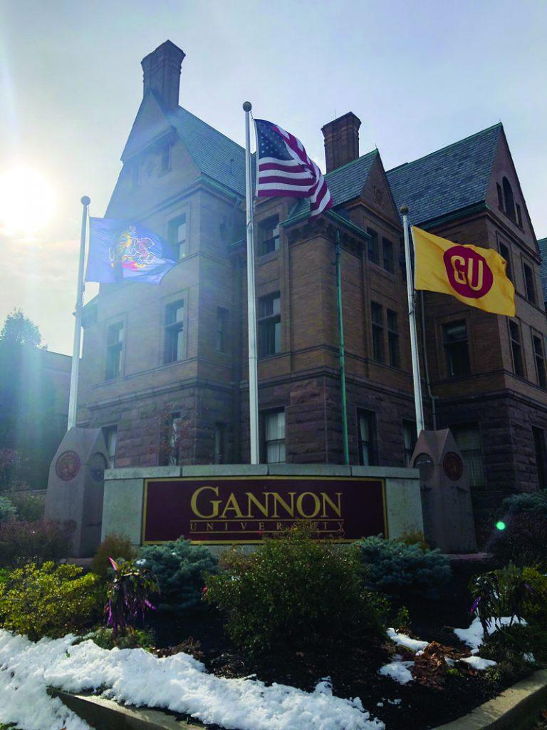 Gannon+announces+credit%2C+work-study+assistance