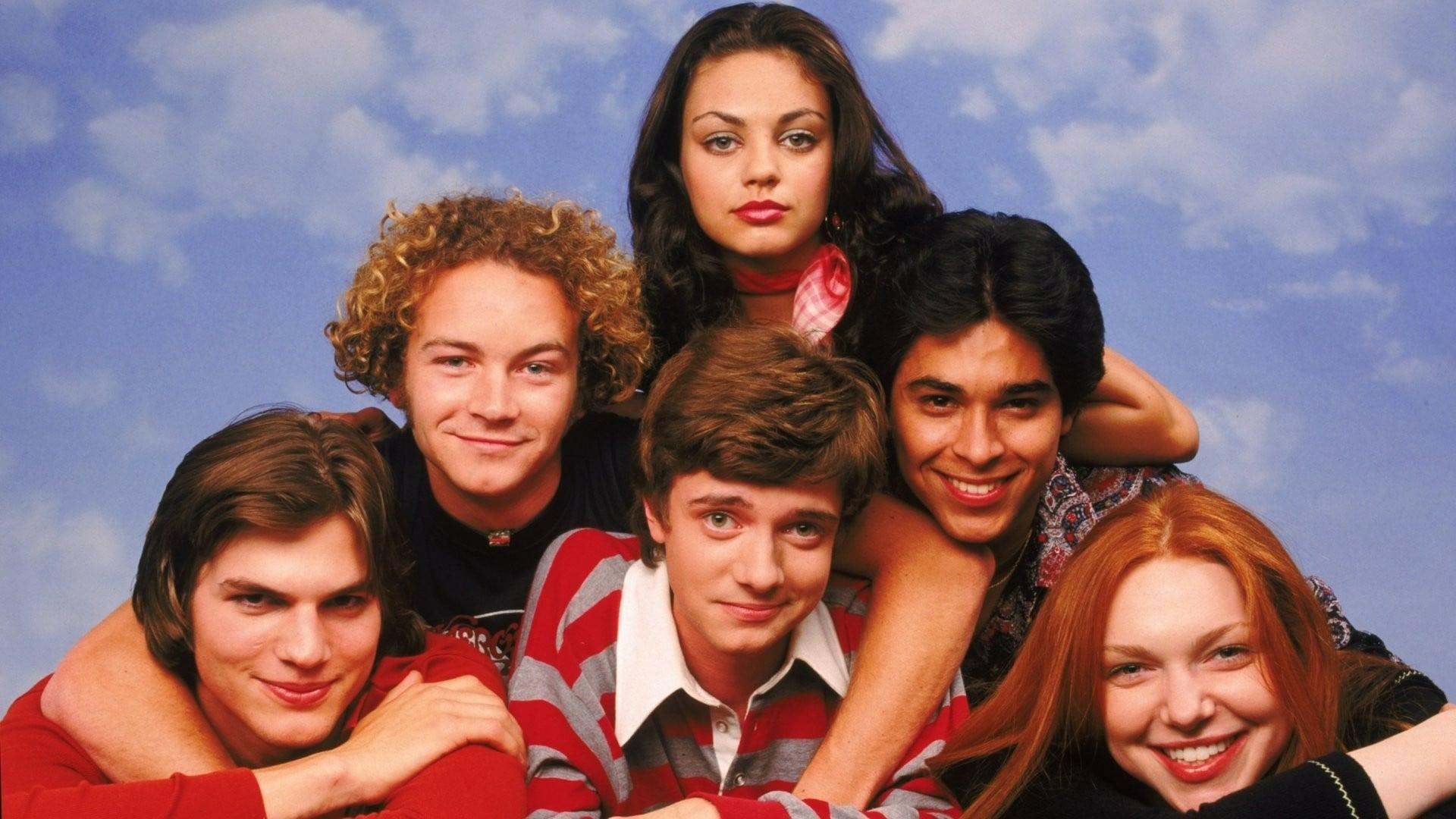 Hang out down the street with 'That '70s Show' on Netflix