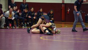 Women's wrestling leaves McMaster Open victorious