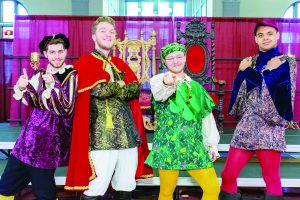 Medieval Christmas dinner theater returns to Yehl Ballroom