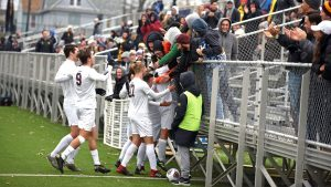 NCAA Tournament starts off nicely for Knights soccer