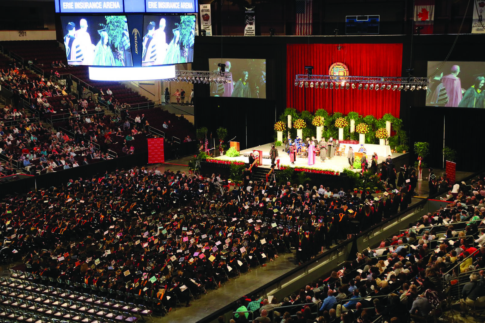 Commencement ceremony to honor graduates