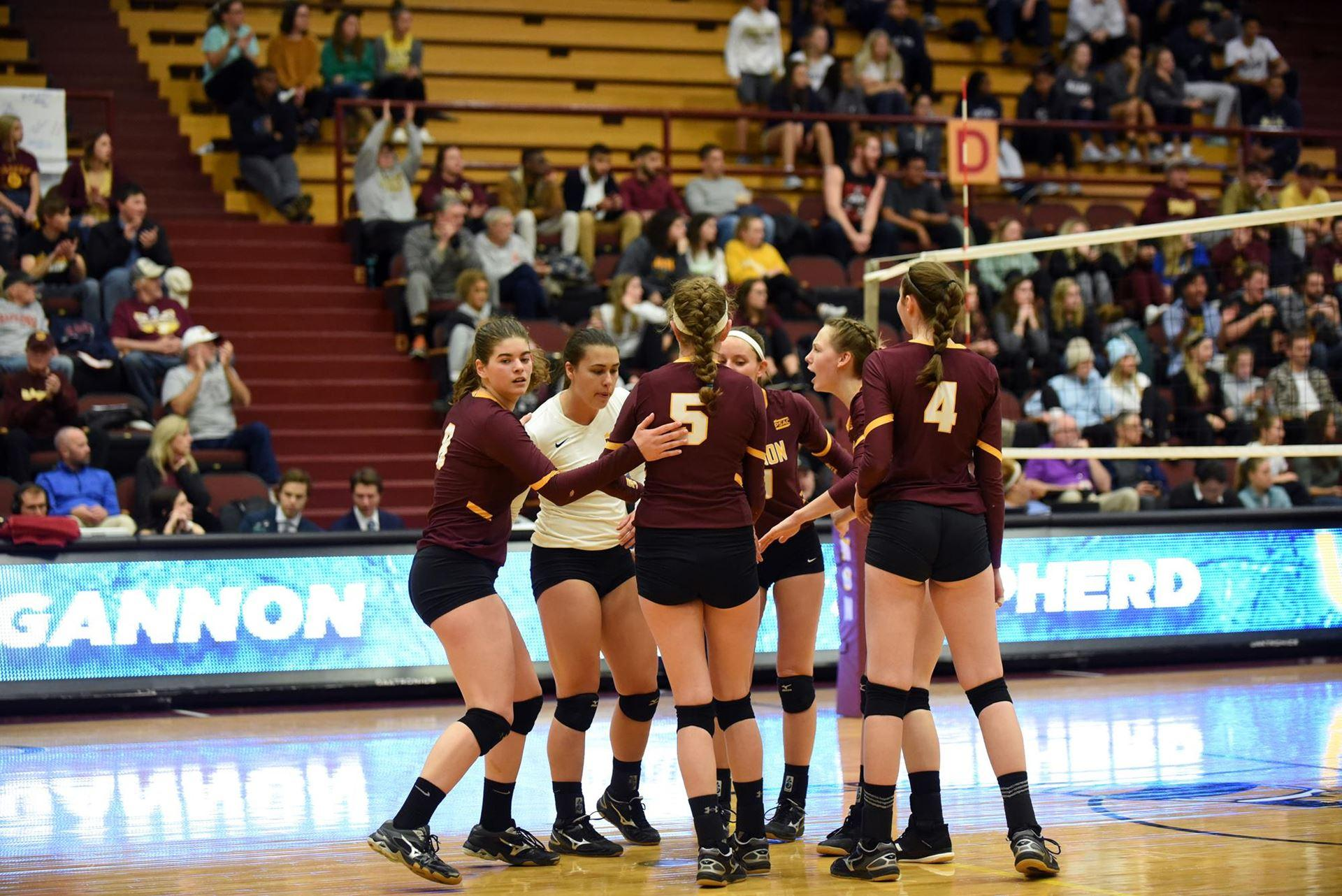 Knights volleyball ready for NCAA Tournament