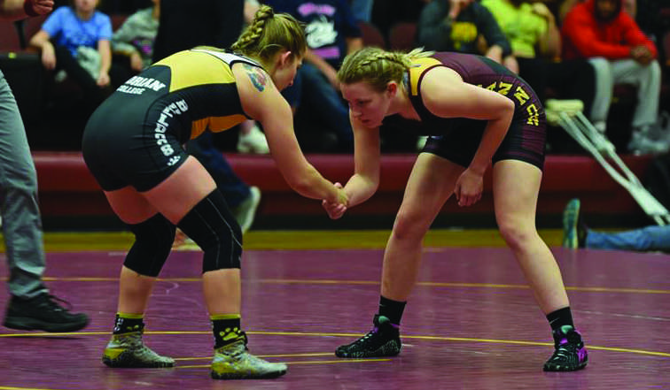 Women's wrestling solid throughout NWCA Nationals