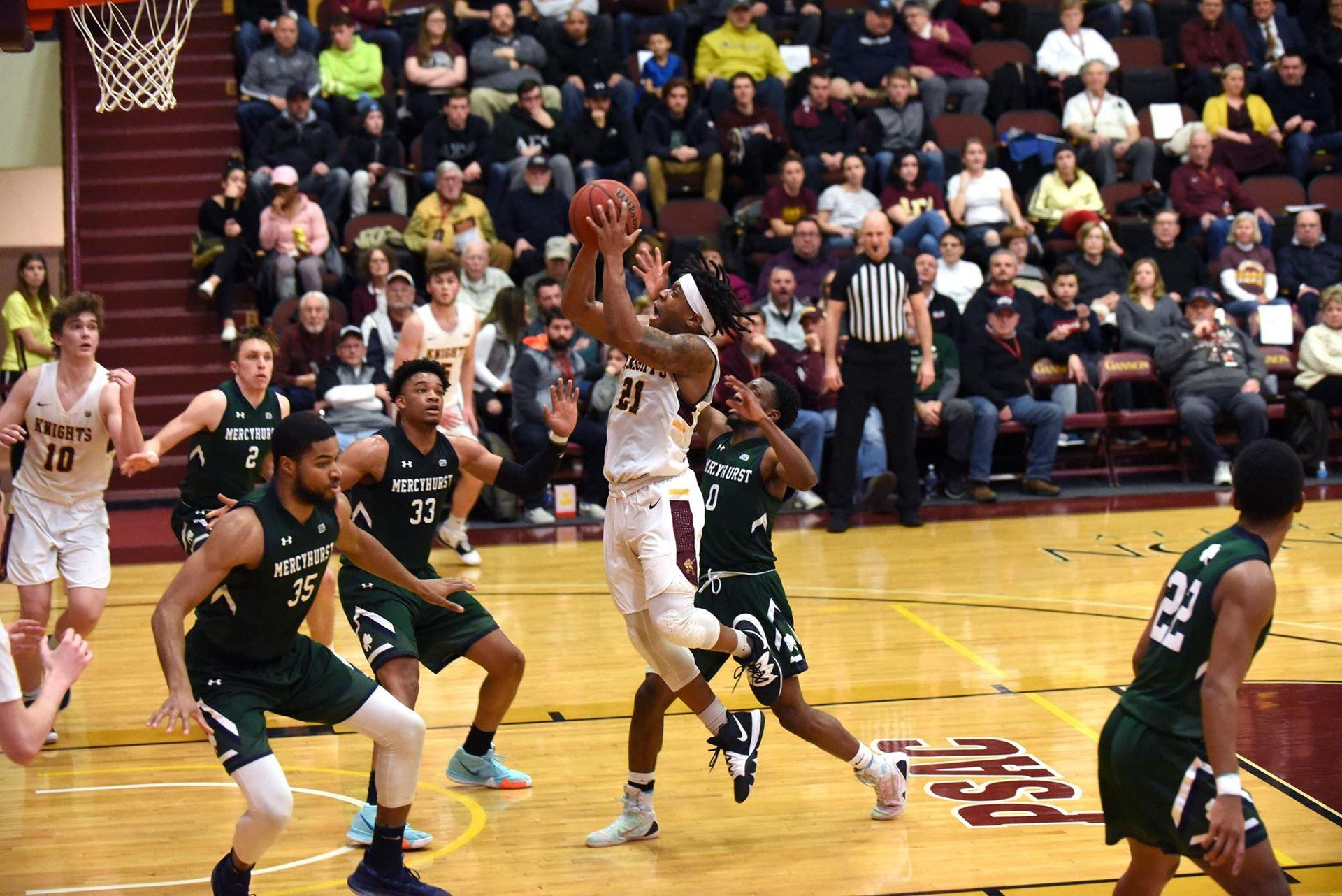 Men's basketball now on a two-game losing streak