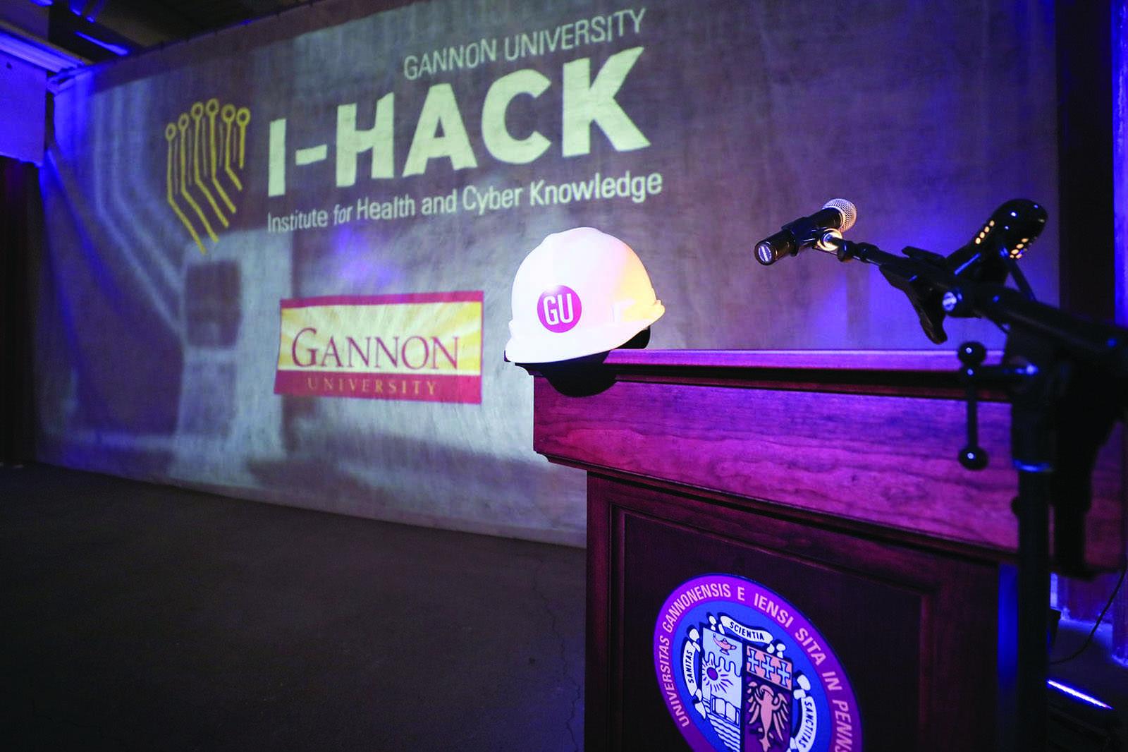 Gannon partnership to help shape I-HACK program