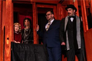Murder mystery boasts both humor and suspense
