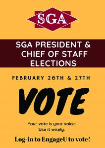 Candidates reflect on SGA campaign