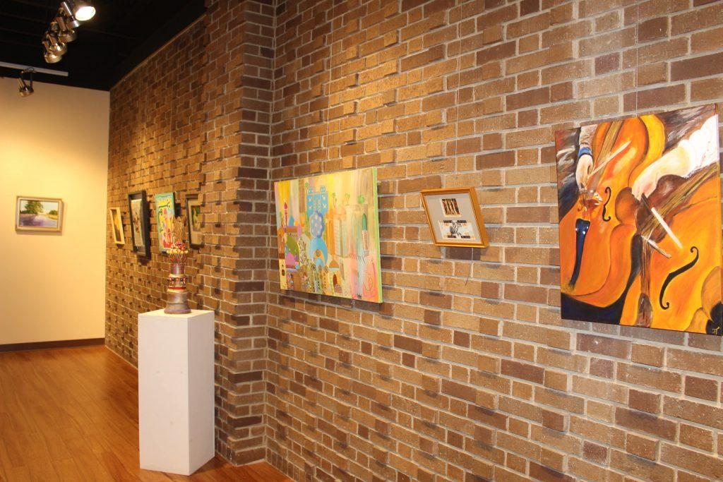 Schuster Gallery features local, global female artists