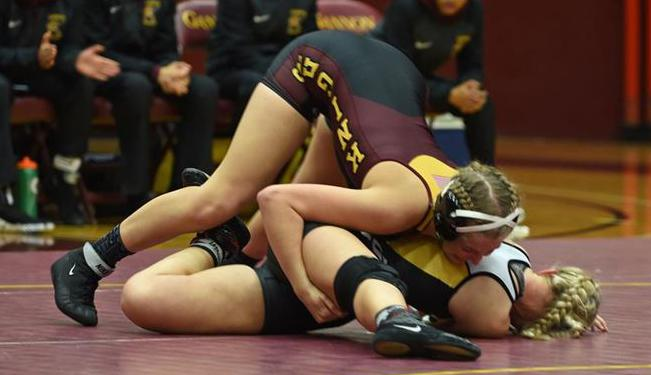 Four All-Americans: Gannon's women's wrestling is just winning