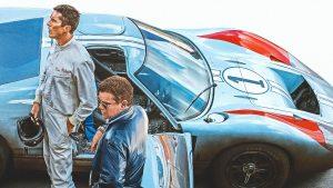 'Ford v. Ferrari' races to the Academy Awards