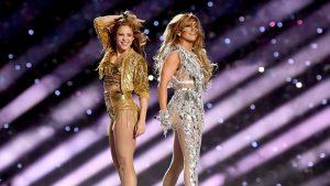 Shakira and Lopez make history at Super Bowl