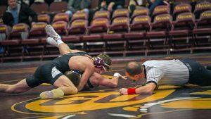 Gannon men roll over rival Mercyhurst, 32-11