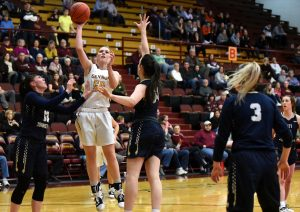 Women's basketball continues success