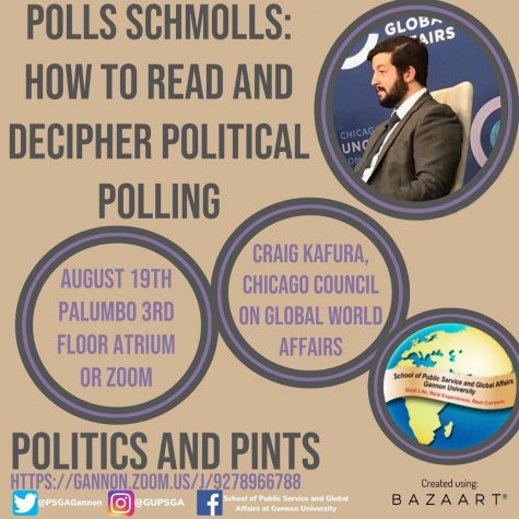 Polling is focus at first Politics & Pints